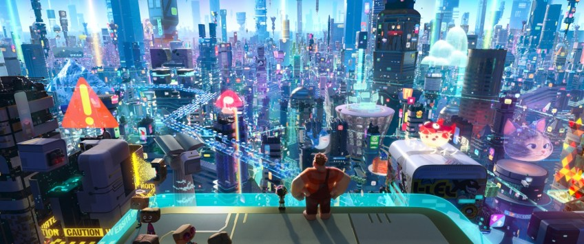 Ralph Breaks the Internet Movie review Marcus Dreeke and Earth Rullan