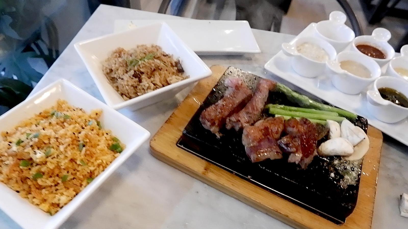 Stoned Steaks restaurant Quezon City review