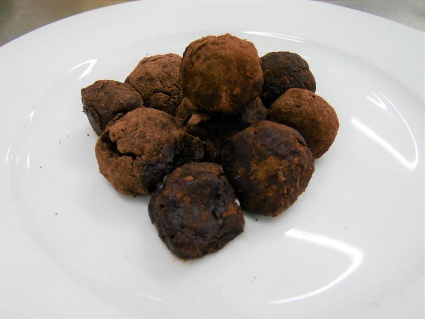 Chocolate Mashed Potato Truffle 1