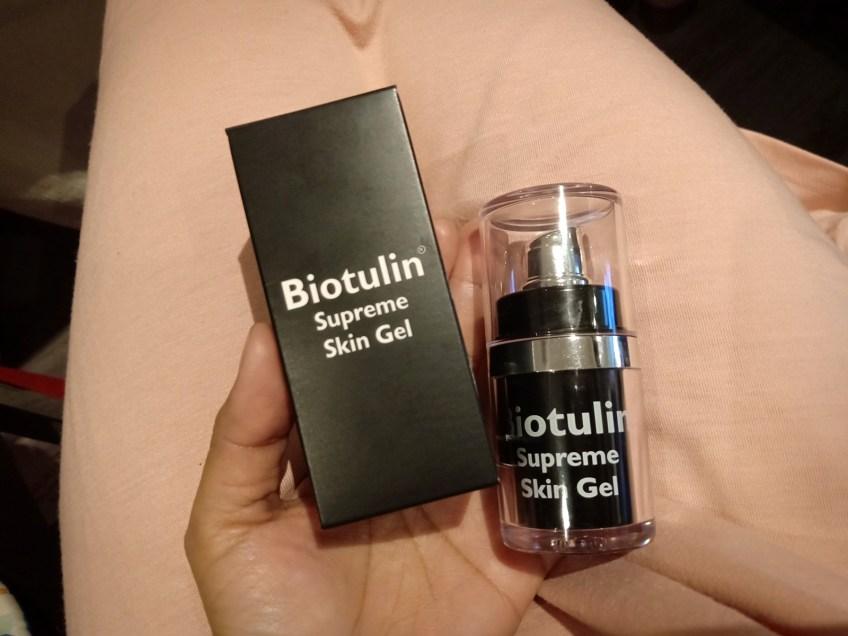 Biotulin experience