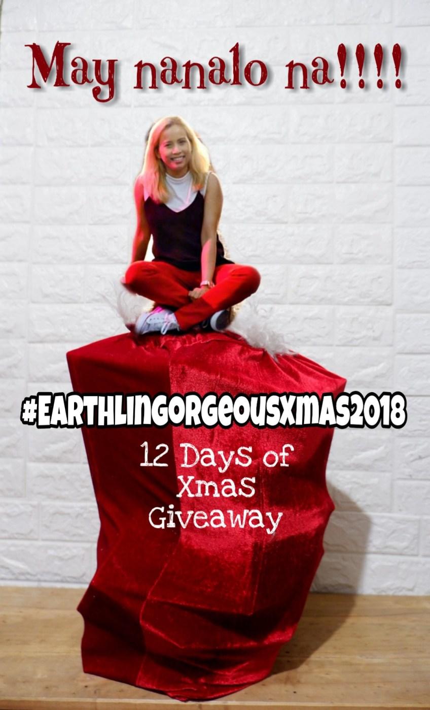 #EarthlingorgeousXmas2018 winners