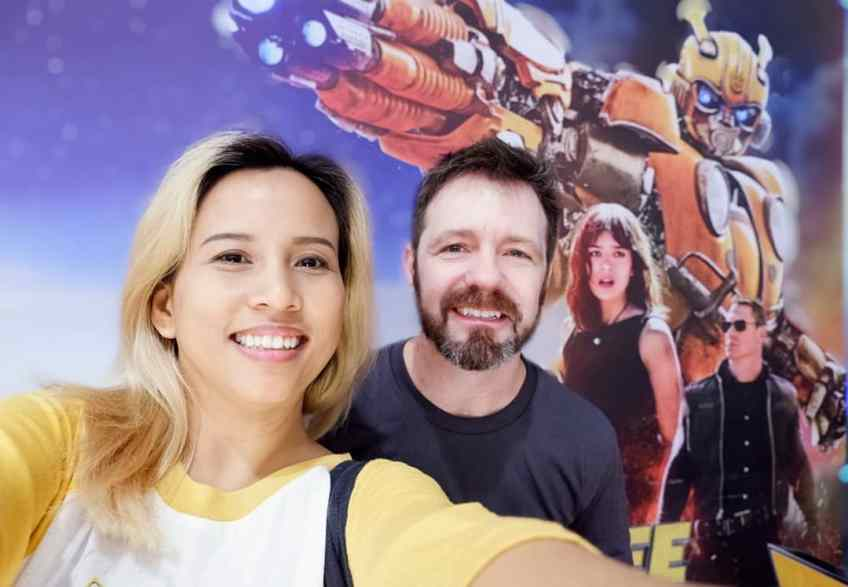 Bumblebee movie review
