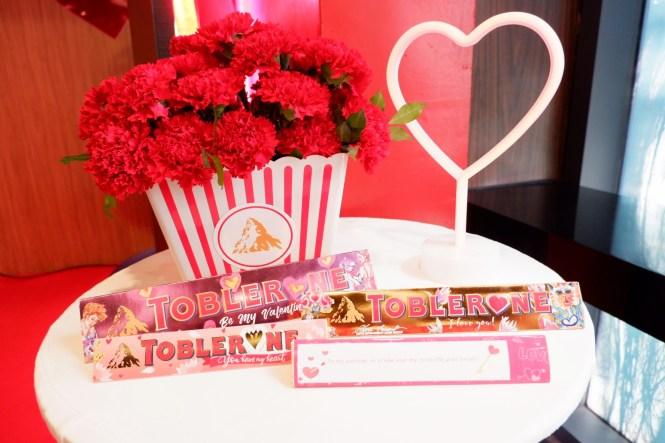 Tobleron Valentine's Day Blank pack
