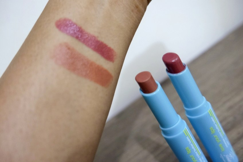 Happy Skin Active Love Your Lips Intense Color Butter Balm SPF15