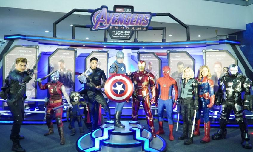 Avengers Endgame Experience
