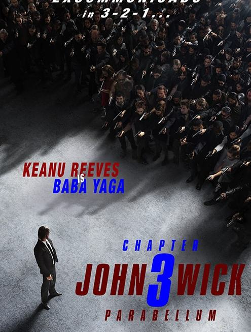My John Wick 3 Movie Review (John Wick Chapter 3: Parabellum)
