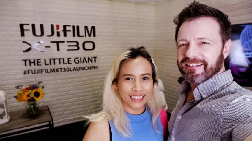 Fujifilm X-T30 launch