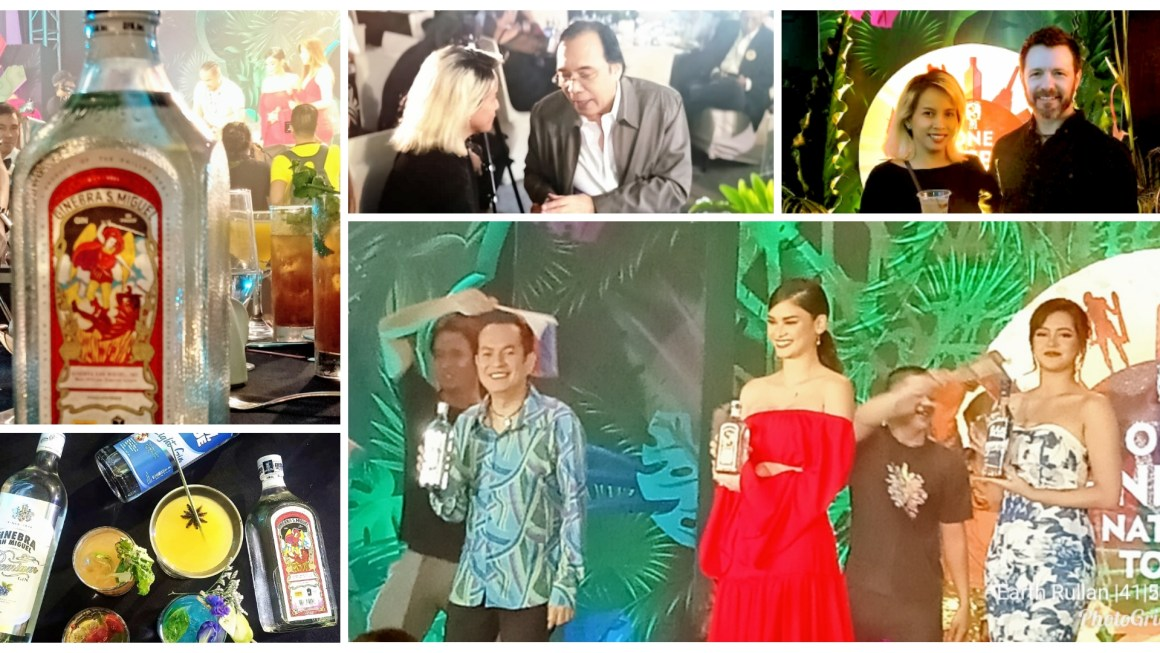 #OneGinebraNation: My Personal Testament to 185 Years of Ginebra San Miguel + World Gin Day 2019