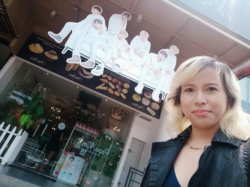 Grace Cosmetics x Papa Kim's Korean Bakery