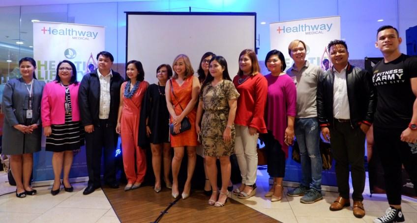 Healthway Medical Healthy lifestyle Bundle launch