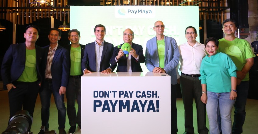 Don't Pay Cash. PayMaya