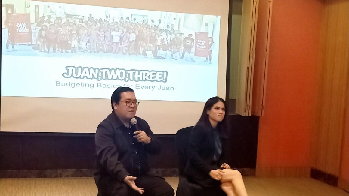 Juan, Two, Three of Financial Literacy
