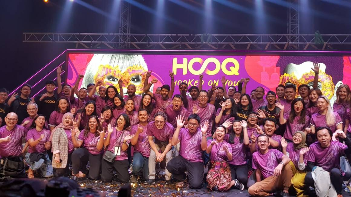 HOOQ braces for dominance with 'A SEA of Stories'