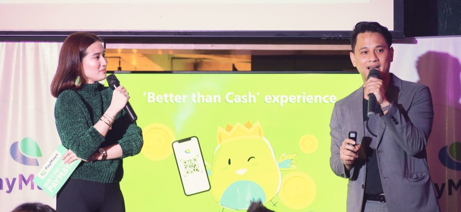 Paymaya preferred Scan to Pay Better than Cash