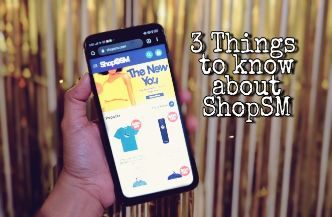 3 things about ShopSM review
