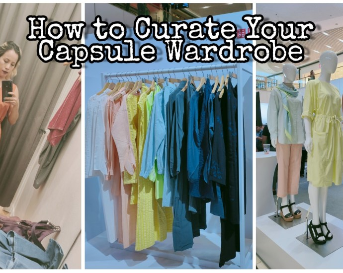 Curate Your Capsule Wardrobe