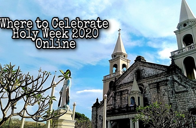 Celebrate Holy Week Online
