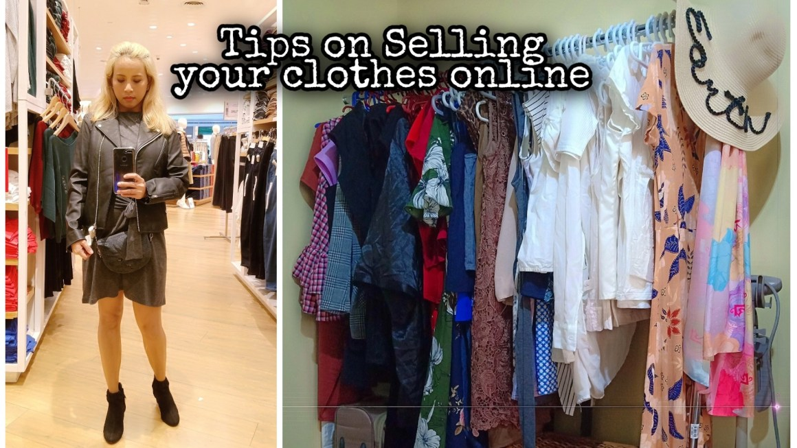 4 Tips for Selling Your Clothes Online