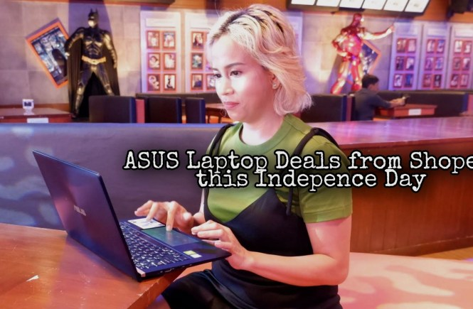 ASUS Laptop Deals from Shopee