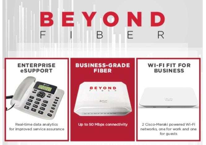 Beyond Fiber PLDT
