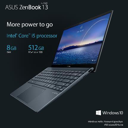 ASUS Zenbook UX325 / ASUS Zenbook UX425