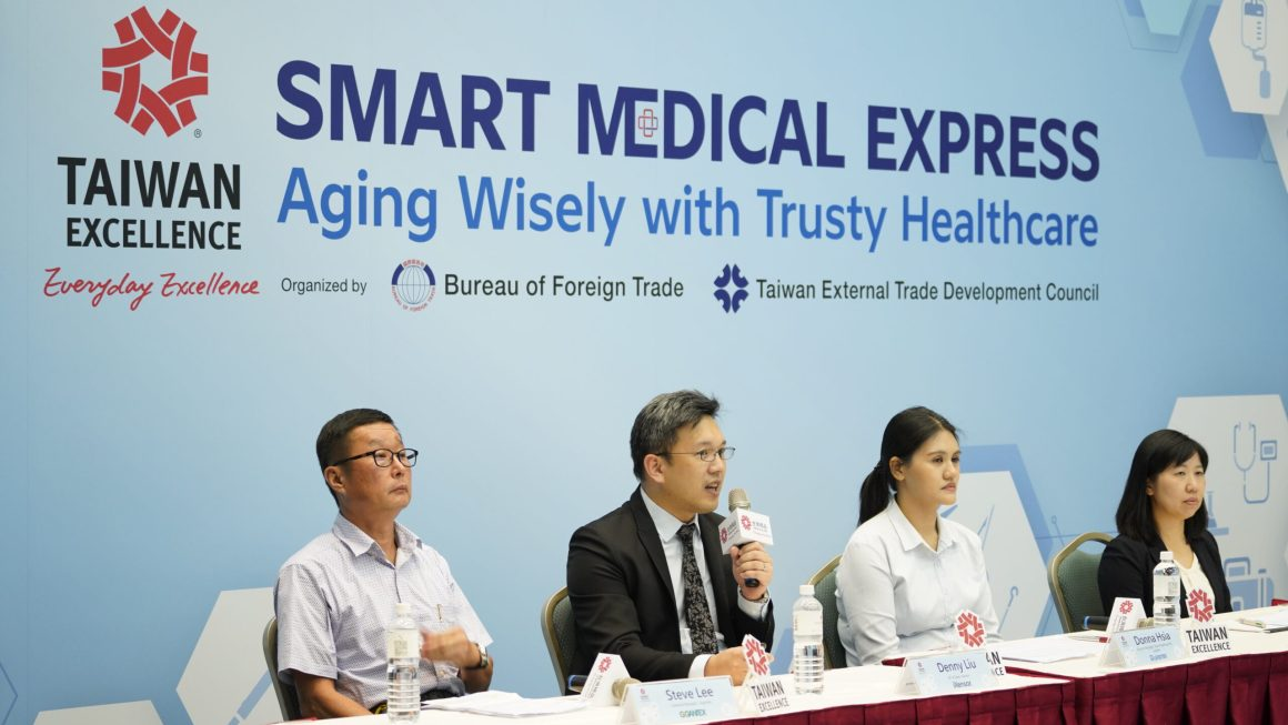 Taiwan's Introduces 4 Innovative Devices and Assistive Technology for Seniors' Health Care