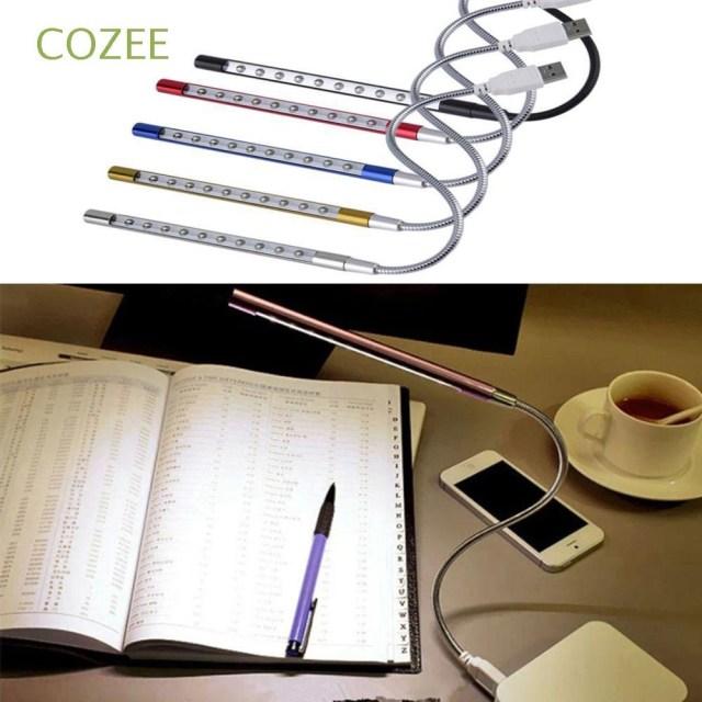 Led USB light Book stand Online classes easier