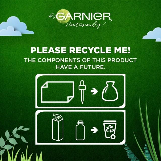 Garnier Green Parcel