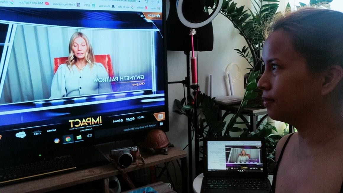 Using the Internet as a Modern Woman
