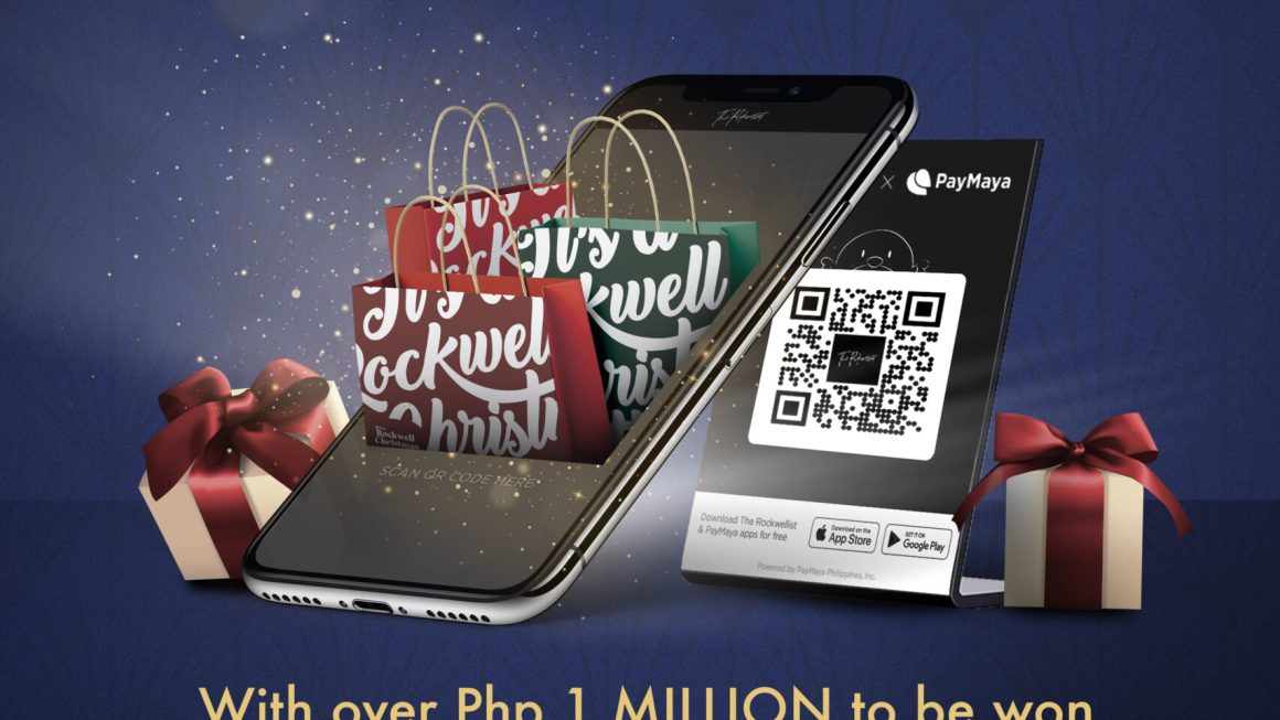 Get a Chance to win upto 1 Million Peso by using the Rockwellist App powered by Paymaya