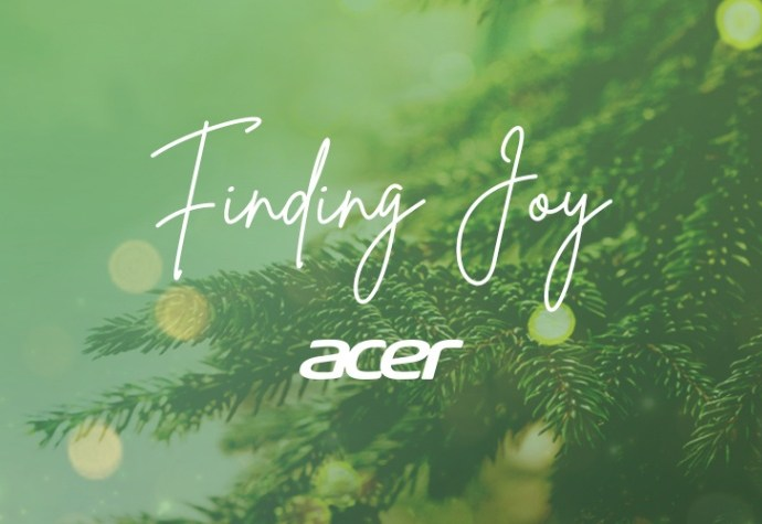 Acer Acer's holiday music video