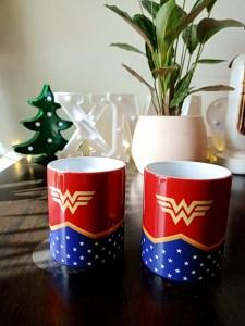 Wonderwoman Mug