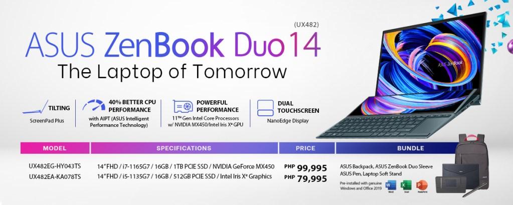 ASUS ZeunBook Duo