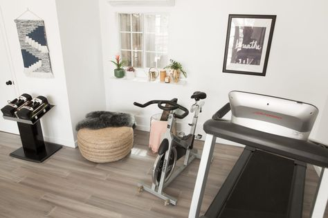 home gym home features