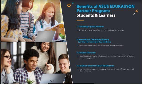 ASUS Edukasyon education program