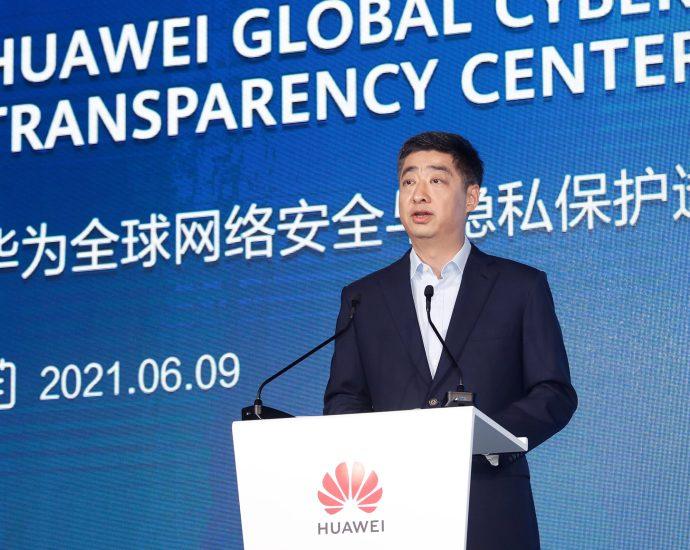Huawei Cyber Security