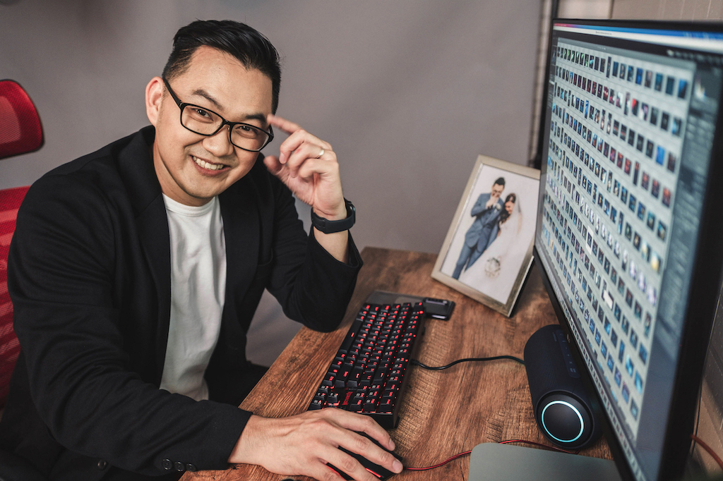 LG Premium Monitor