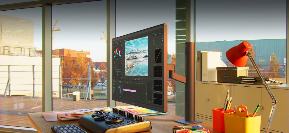 LG Premium Line Monitor