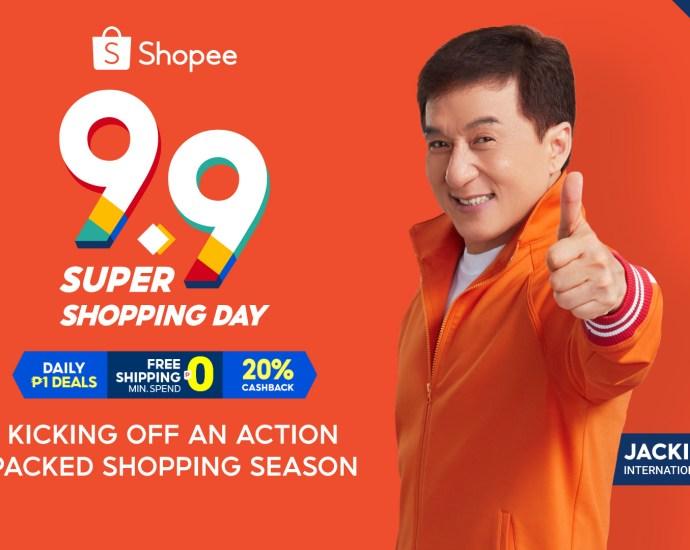 Jackie Chan Shopee
