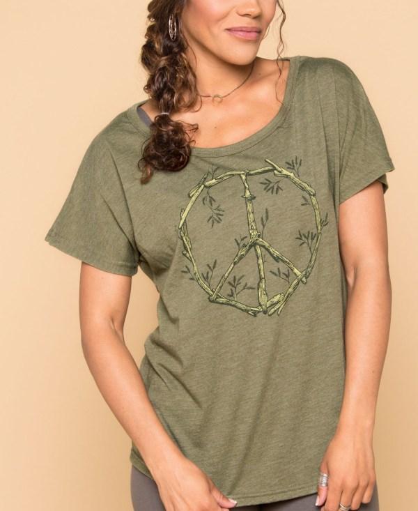 Driftwood Slouch Shirt
