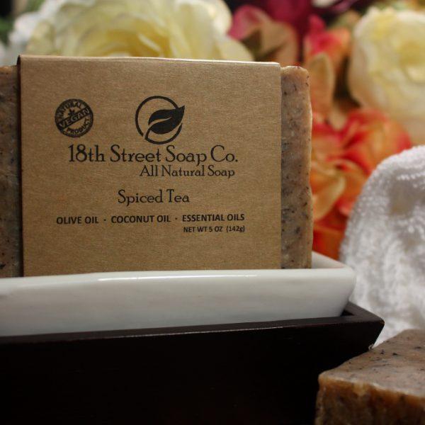 Spiced Tea Soap