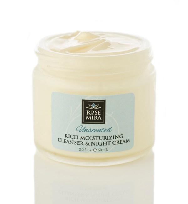 Rich Moisturizing Cleansing Cream