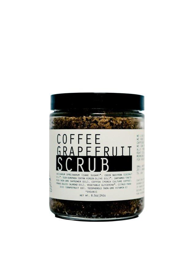 Coffee Grapefruit Scrub