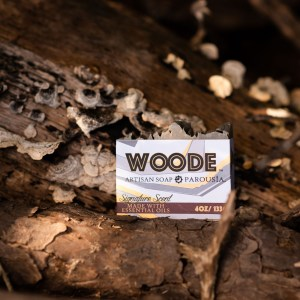 Woode Soap