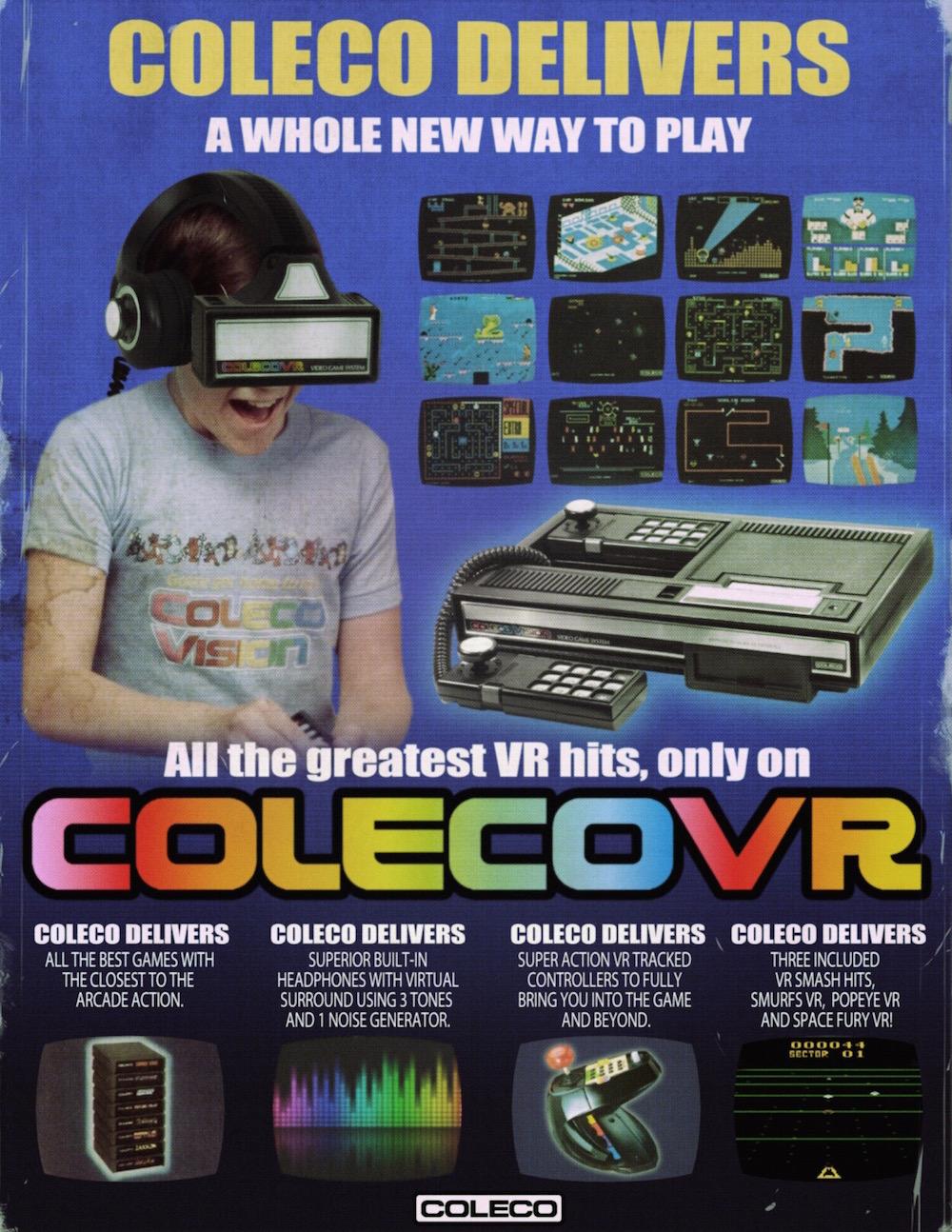 Colecovision Adam Games