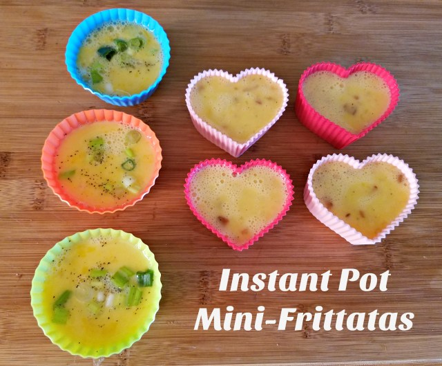 Mini Frittata Instant Pot Recipe