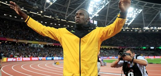 Usain Bolt advices the next generation of Jamaican talent to be as 'hungry' for glory as he was to achieve greatness.