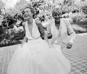 Ellen DeGeneres and her wife celebrate 9th wedding anniversary