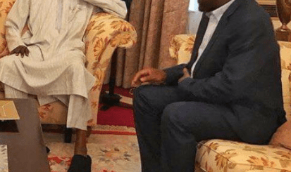 Yakubu Dogara speaks of his visit to Pres. Muhammadu Buhari