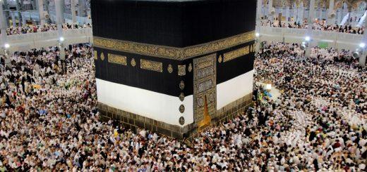 Saudi Arabia Officials Say 1.4 Million Muslims Arrive For Hajj